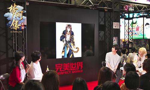 《梦间集》东京电玩展圆满落幕 预计2018年春登陆日本-2.jpg