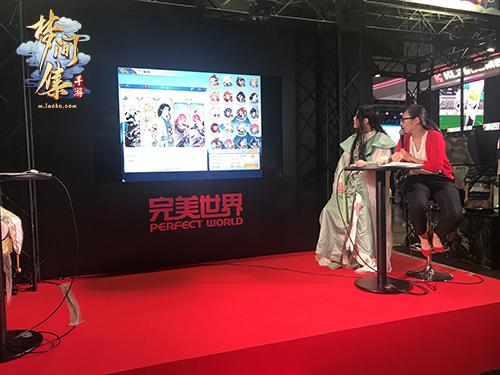 《梦间集》东京电玩展圆满落幕 预计2018年春登陆日本-3.JPG