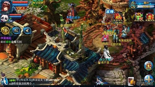 《神雕侠侣》荣获小米最佳角色扮演游戏大奖-图2.jpg