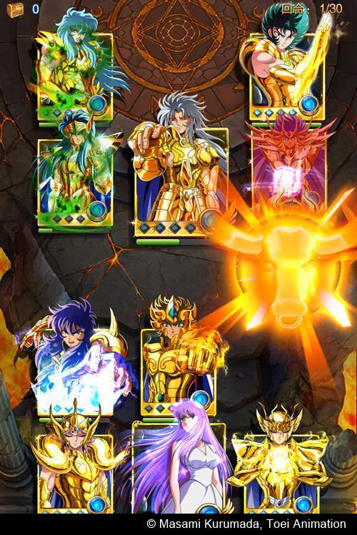 《圣斗士星矢》手游热血公测 决战黄金十二宫-图7.jpg