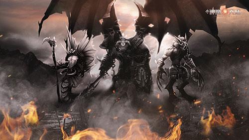 《神魔大陆》手游技术测试开启,魔幻大世界跃屏呈现-图2:暴风来临,大战将启.jpg
