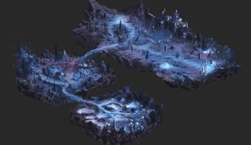 地下第300层,探秘《神魔大陆》手游深渊之底-图1:深渊之底概览.jpg