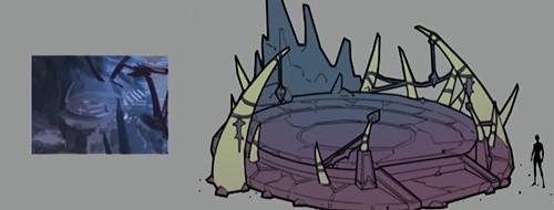 地下第300层,探秘《神魔大陆》手游深渊之底-图4:祭祀台.jpg