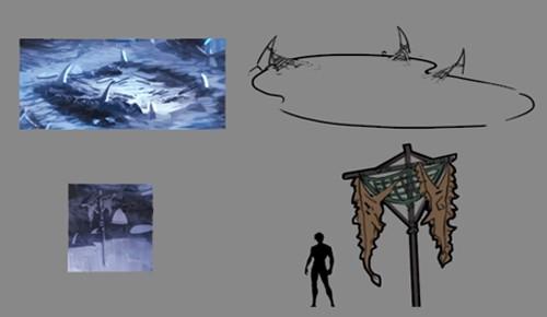地下第300层,探秘《神魔大陆》手游深渊之底-图9:图腾与猎人场所.jpg
