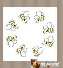 蜜蜂打一成语_八只蜜蜂的成语