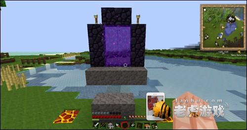 我的世界地狱之门攻略 Minecraft怎么去地狱图片
